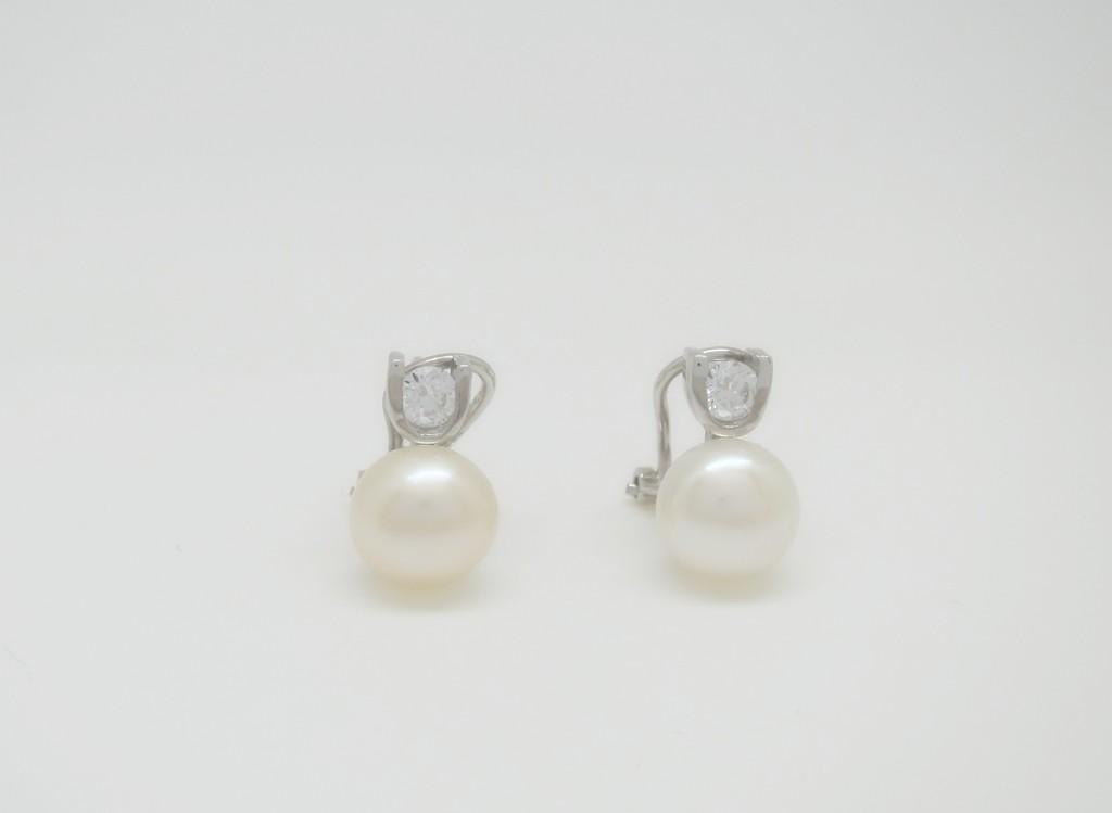 Pendientes perla tu yo yo diseño